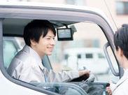 女性も活躍中♪今までのアルバイト経験は一切問いません!!運転しやすい軽自動車、というのも安心POINT☆