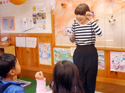 ☆未経験も大歓迎☆英語が好き!子どもが好き!そんな方にはピッタリ♪大手『ベネッセグループ』だから安心◎残業もありません!