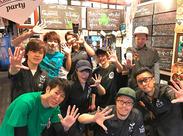 ≪上野駅から徒歩1分≫駅からスグなので通勤ラクラク◎世界中から色んな人が集まるから、とってもにぎやかでお洒落な職場です♪