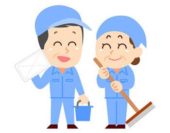 掃除機を掛けたり、機材を拭いたり...etc未経験でもできるカンタン作業★1日4h~サクッと働こう!
