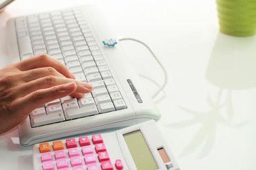 【事務STAFF】\大手インテリアメーカー/◆パソコンが苦手でもOK◆電話は慣れるまでナシ数字の入力などシンプル作業なのに時給1300円★
