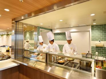 【西洋料理調理スタッフ】\憧れの舞浜リゾートで活躍するCHANCE/[ブランクOK][時給1100円以上][送迎無料]夢と魔法をあなたの料理に詰めてください♪