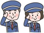 警備未経験の皆さんも大歓迎♪ 安心の研修制度・マンツーマンサポートをご用意しております◎