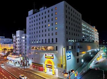 """*◇""""夜""""の時間で効率よくお仕事◇* ホテル内のレストランSTAFF大募集♪ 宮崎市の中心街にあるので 通いやすさもバッチリ★"""