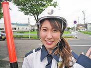 イベント会場や建設・工事現場などを中心に交通誘導♪未経験OK☆20~60代まで幅広い世代が活躍中です!