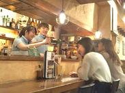 \2/12 NEW OPEN/カフェのようなステキな店内で、おいしい中華×ワインが楽しめるビストロ★内装はなんと社員のてづくり!