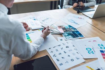未経験の分野があっても大歓迎♪一緒に働くデザイナーが丁寧にサポートします◎アットホームな雰囲気で働きやすい職場です♪
