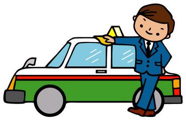【タクシー運転手】◆ 2種免許取得から生活まで、あなたをフルサポート♪ ◆未経験から始められるタクシードライバー ≪月給30万円~≫寮完備★
