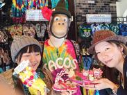 アジアン雑貨・衣料などを扱っているエスニックショップです♪店内にはアジア各国で買い付けた商品がズラリと並んでいます◎