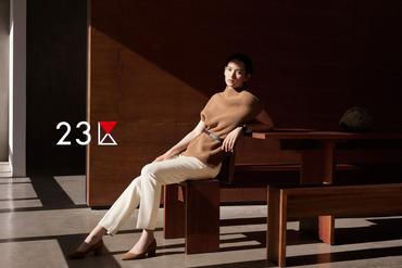 【23区販売スタッフ】*☆-大人可愛いスタイルが人気の『23区』-☆*憧れのSHOPでアパレルのお仕事を始めよう♪社割あり⇒CUTEなアイテムお得にGET!