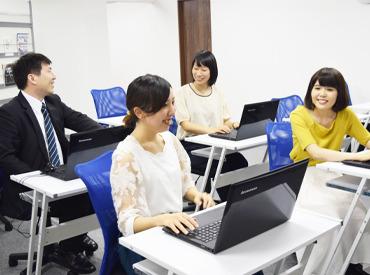 【Webデザイナー】PC使ったことが無くてもOK★ベテラン技術者が丁寧に教えます◎WEB業界と正反対の前職の方、基礎から学びたい方、大歓迎!