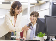 >>20~30代の女性活躍中゚+. 事務職で月収22万以上★ 未経験歓迎◎経験・スキルを活かしてお仕事もOK* ※画像はイメージです。