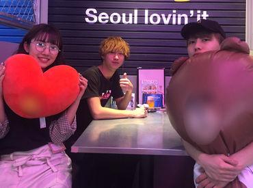 SNS映え必至★『 ソウルラブ 』 本場韓国の世界を満喫するならココ◎ 「韓国スキ!」「K-POPスキ!」大歓迎♪