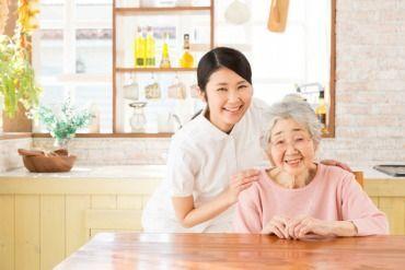 【介護staff】○o。.+ライフスタイルに合わせて働ける+.。o○勤務時間等何でもご相談OK◎あなたに合った働き方が出来るようお手伝いします!