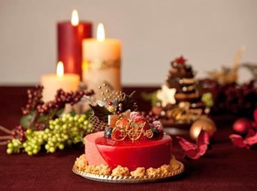 【販売STAFF】これからの季節はイベントがたくさん♪*゜期間限定★クリスマス&バレンタインデー・ホワイトデー◎毎年、女性STAFFが大活躍♪