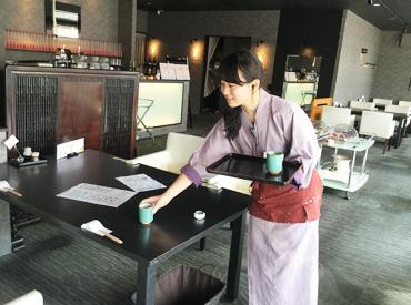 """【ホール】◆『会席』と『鍋』の日本料理店""""うお政""""◆プライベートメインで働けるから、高校生時代~大学卒業まで続けたスタッフも◎"""