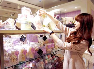 """【ルームウェア雑貨販売】.:* """"おうち時間""""に癒しと潤いを… .:*。毎日頑張る女性たちの心がほっこり和む♪かわいい雑貨やルームウェアがいっぱい!"""