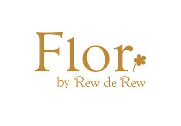 【化粧品販売】◆時給1350円+交通費全額支給◆社割50%オフ♪オトナ可愛いアパレルブランド<Flor by Rew de Rew(ルゥデルゥ)>