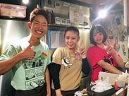 *。☆名古屋生まれのガブッとバル☆。* 食いしん坊集合!お肉のまかないあります(笑) 木目調のあったかい雰囲気がポイント♪