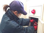 必要不可欠でヤリガイのある仕事♪火災時に「消火用の配管が使えない…!」という事態が無いようにする為の、大切な業務です。