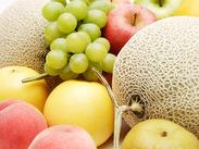 野菜・果物・食品類を従業員価格で格安で購入できます! 新鮮な食べ物をご家庭で味わえます★