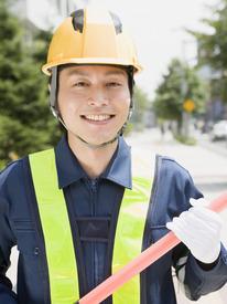 【交通誘導Staff】知ってましたか?? 警備のお仕事って人や街を『守る』やりがい満点のお仕事なんです。現在20~60代のスタッフ35人が活躍中☆彡