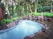 全国的に有名な霧島温泉♪ そんな温泉にある老舗のホテルです。 接客・サービスを学びたい方にオススメ◎