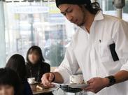 オリジナルドリンクや創作料理など、ココで覚えられるメニューは数知れず。料理の腕もグングン上がります。