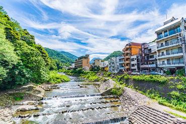 ≫箱根のホテル・旅館で勤務!≪ 勤務地は箱根*勤務地固定で安心◎ 毎日、観光気分でリフレッシュしながら働けます♪