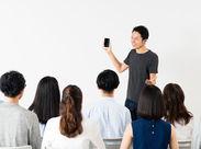 シニア向けの教室なので、雰囲気はのんびりほのぼの♪『ありがとう』と感謝される嬉しいお仕事です★ ※画像はイメージです