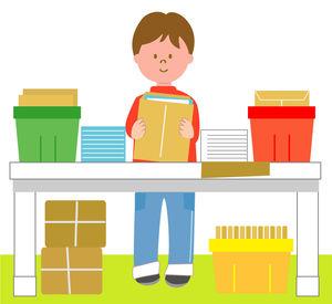 当社は、ダイレクトメールの印刷から発送、管理などを行う会社です♪フォークリフトの資格取得支援もあり★