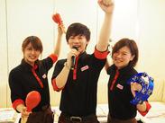 働くキッカケは、なんでもOK★ 『歌が好き!』『楽しそう!』『学校と両立したい!』…etc! 友達同士での応募もWELCOME♪