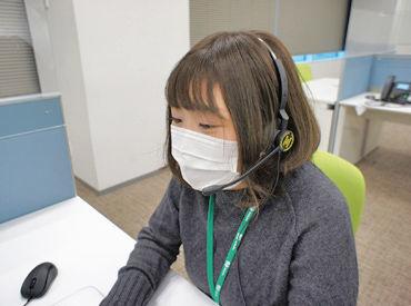 セブン銀行のコールセンターSTAFFを大募集☆彡 オフィス環境もとっても快適ですよ!
