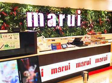 上田駅から程近い、キレイで快適な店内です♪男女ともに活躍できる環境が整っています。