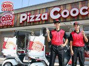 (*^^)ノまかないはピザで決まり♪店長に聞くと、ポテトとベーコンでシンプルな僕も結構人気みたい!ピザバイトは楽しさも激アツ◎