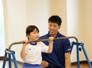 <対象は幼児~小学生>運動が苦手なお子様に、運動の楽しさを伝えるお仕事です。正社員を目指す方⇒半年後に登用も★