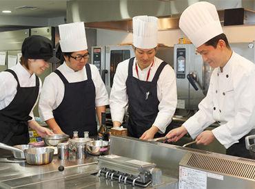 【調理師】\大手企業内の食堂でオシゴト♪/栄養バランスがとれたヘルシーメニューが得意分野に★20~50代フリーター&主婦さん活躍中♪