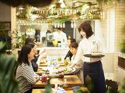 """★オープニングSTAFF大募集!!★渋谷ヒカリエのレストランが""""開業後初""""のリニューアル!!大量募集中の今がチャンス♪"""