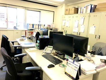経理ソフト・officeの使用経験を活かしてご活躍頂けます。