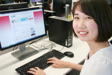 【事務スタッフ】☆メディアで話題AbemaTV☆事務経験を活かして、超人気企業で働くチャンス!コミュニケーションを取りながら仕事を進める環境♪