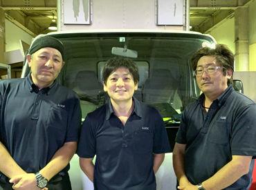 ◆幅広い年代が活躍中です! 「シンプルに稼ぎたい!」そんな男性スタッフが多数◎ 車やバイクで通勤もラクラク♪