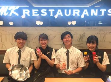 """【店舗STAFF】― しゃぶしゃぶ×本格飲茶 ―日本では他にないスタイルのレストラン♪""""人とはちょっと違ったバイト""""秋から始めませんか?"""