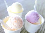 ■汚れがないかCHECKするだけ♪ アイスクリームやヨーグルトなど、食品容器として使用する紙コップの検品作業です!