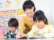 幼稚園年少さんから小学6年生までのお子様が対象です。 レッスン内容なども、しっかりサポートします!!