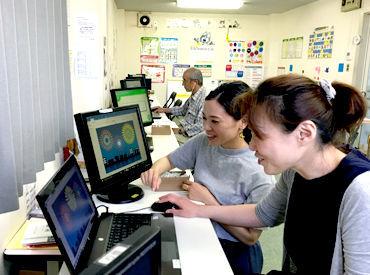 【教室スタッフ】★大阪で9教室目OPEN★新規開校につき、スタッフ大募集!元気で明るく人と話すことが大好きな方大歓迎。