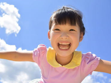 みんなで楽しく運動♪体を動かして成長の基礎作り!子どもたちのニコニコ笑顔がやる気の元です★
