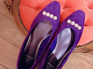 【店舗STAFF】+◇大人気の婦人靴ブランド『HIMIKO』■週2~OK■履歴書不要■ノルマなし学校とも家事とも両立できます♪