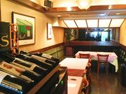 <千葉市中央区のバー&レストラン> 落ち着いた雰囲気は、まさに大人の隠れ家...常連さんに愛されるお店です◎楽しく働けますよ!