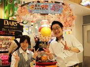 百貨店内の催事内でのお仕事♪空き時間を活用して働きたい方etc.大歓迎★こだわりの日本各地のレア商品の販売をお願いします!