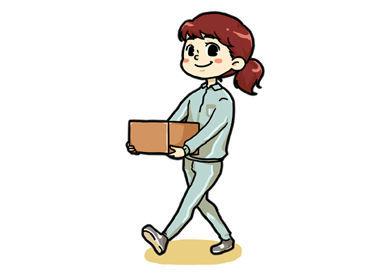 週4日の安定勤務! 乳製品を扱うお仕事なので、 「お客様の健康サポート」にも繋がるやりがい抜群のお仕事です♪